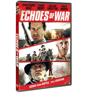 Echoes of War DVD