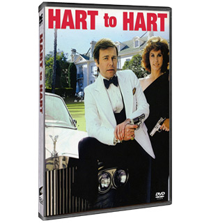 Hart to Hart - Flashback Favorites: 3-Episode DVD Collection - #8658