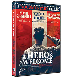 A Hero's Welcome DVD - #8662