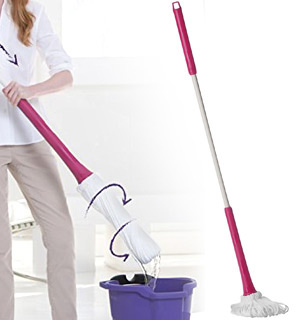 New Miracle Mop by Joy Mangano - #8666