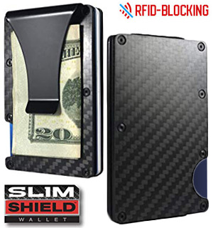 Slim Shield Wallet: A Minimalist Design With Maximum Functionalit… - #8672