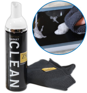 Anti-Bacterial Gadget Cleaning Foam by ZAGG - #8697