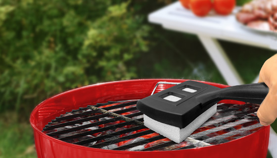 Super Safe Stone Block Grill Cleaner