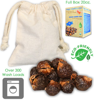 Magic Washberries - Organic Laundry Soap and more