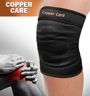 Copper Infused Knee Brace - #8817
