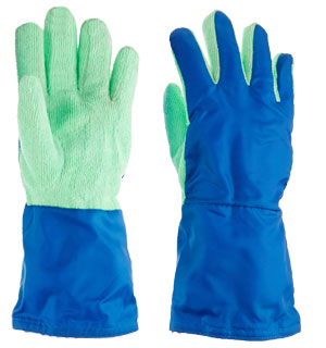 CleanEase Microfiber Gloves - 1 Pair - #8860