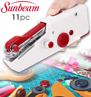Sunbeam Handheld Sewing Machine - #8861