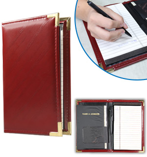 Personal Portfolio with Notepad and Address Book - #8863