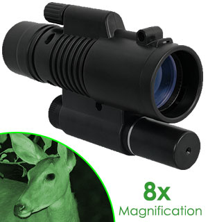Tuff Night Vision Monocular - #8878