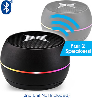 Helio True Wireless Bluetooth Speaker - #8885