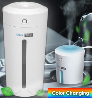 7 Color Changing Portable Diffuser w/ USB - #8890