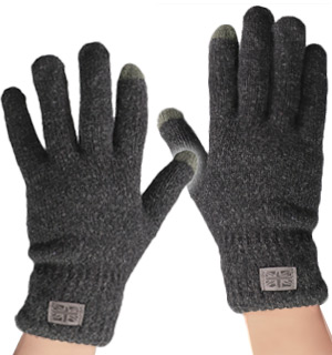 Men's Frontier Gloves by Britt's Knits - #8931
