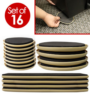 Easy Glide Furniture Sliders - #8937