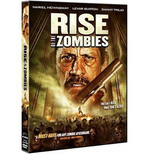 Rise of the Zombies DVD - #8943