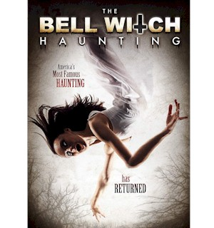 The Bell Witch Haunting Blu-ray DVD - #8945