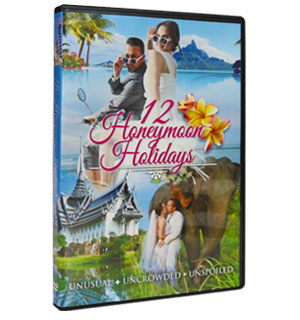 12 Honeymoon Holidays DVD - #8946