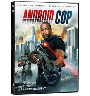 Android Cop DVD - #8947