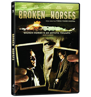 Broken Horses on DVD - #8948