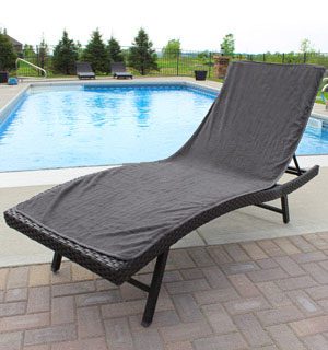 6.5ft Lounge/Chaise Chair Towel