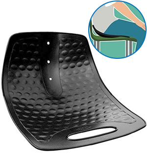 Maxwell Seat: Back Relief and Posture Support - #8994