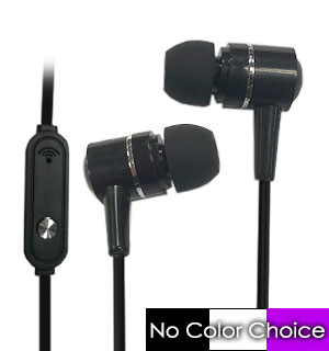 Earbuds with Microphone - #9007
