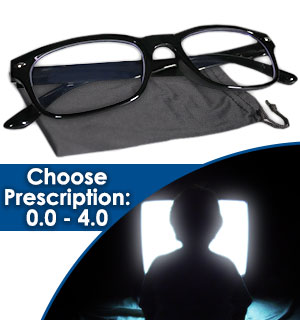 Blue Light Blocking Glasses: Readers to Protect Your Eyes from Device Eye Strain