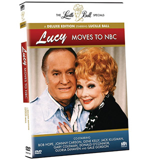 Lucy Moves to NBC on DVD - #9060