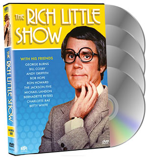 The Rich Little Show: Complete Series on DVD - #9061