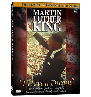 Martin Luther King: I Have A Dream DVD - #9062