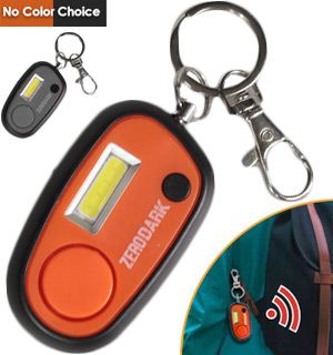 Panic Chain - Alarm and Flashlight Keychain - #9066