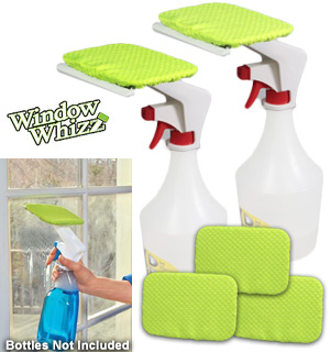 Window Whizz 2-Pack - The Bottle Topper- As Seen on TV - #9073