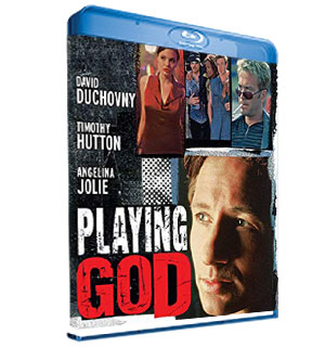 Playing God Blu-Ray - #9085
