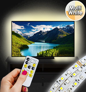 Self-Adhesive LED Accent Light Strip - #9090