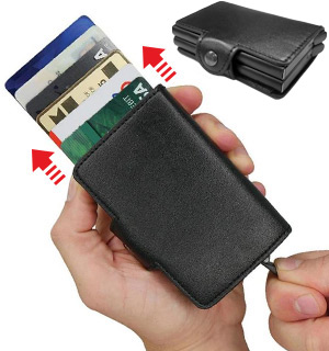 Quick Card Wallet - #9137