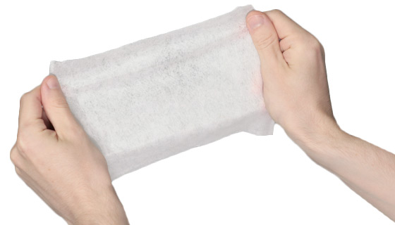 2-Pack of Fresh n Clean Antibacterial Wipes - Combats Germs and Viruses