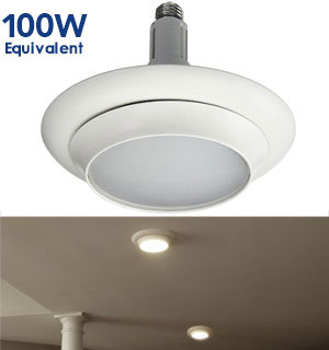 "LED Recessed Lighting Kit - Fits 4"", 5"" Or 6"" Rece… - #9159"
