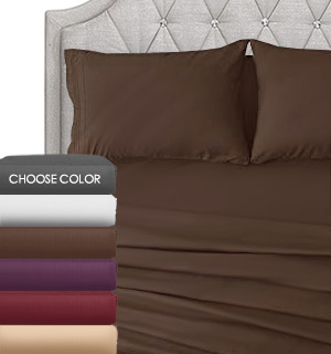 Virah Bella 2100 Hotel Series Sheet Sets - #9173