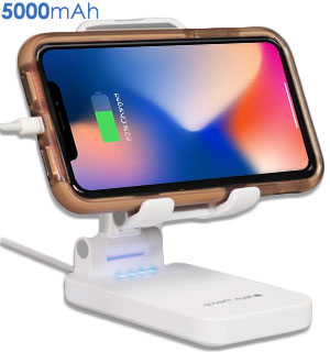 Power Stand 5000 mAh Device Charger - #9236