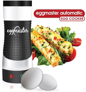 Eggmaster: Healthy, Delicious Fat Free Cooking