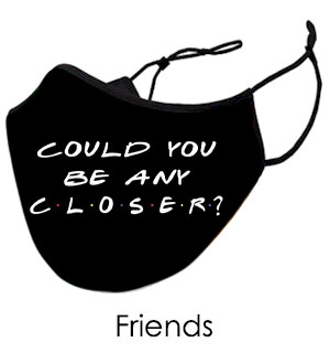 Friends: Could You Be Any Closer Face Ma… - #9413