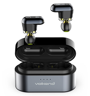 Dual Driver True Wireless Earbuds with C… - #9440