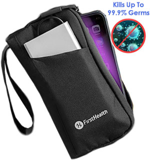 UV-C Portable Sanitizer Pouch For Smartp… - #9444