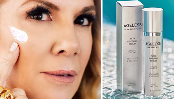 Ageless Skin Renewal Serum