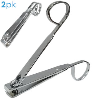 (2) Nail Clippers 2-PK