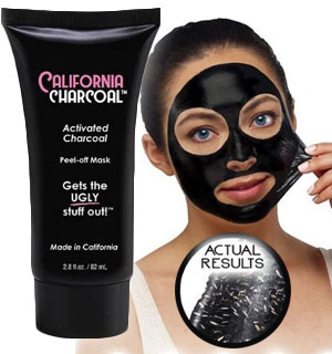 California Charcoal Mask: Gets the UGLY Stuff Out