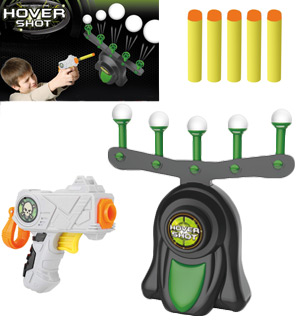 Hover Shot - Interactive Floating Target… - #9565