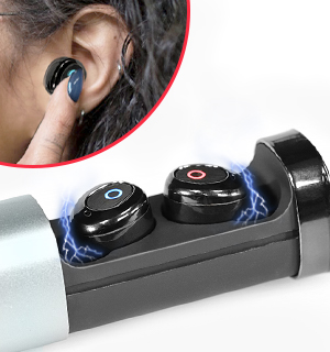 Probuds Totally Wireless Earbuds (Metro … - #9683