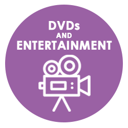 DVDs and Entertainment