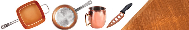 As Seen on TV Copper Corner Header Image