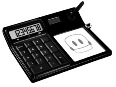 Erasable Memo Pad and Calculator